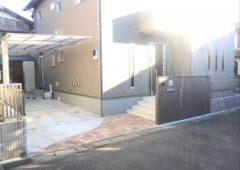 千葉市 外構工事施工例