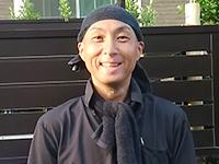 エクステリア元 スタッフ紹介